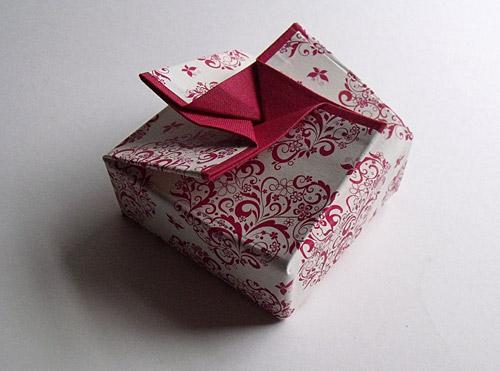 scatola  choccolato