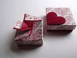 scatola valentain