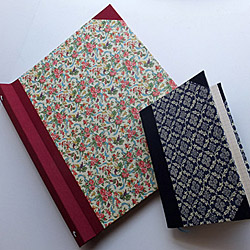 binder and note