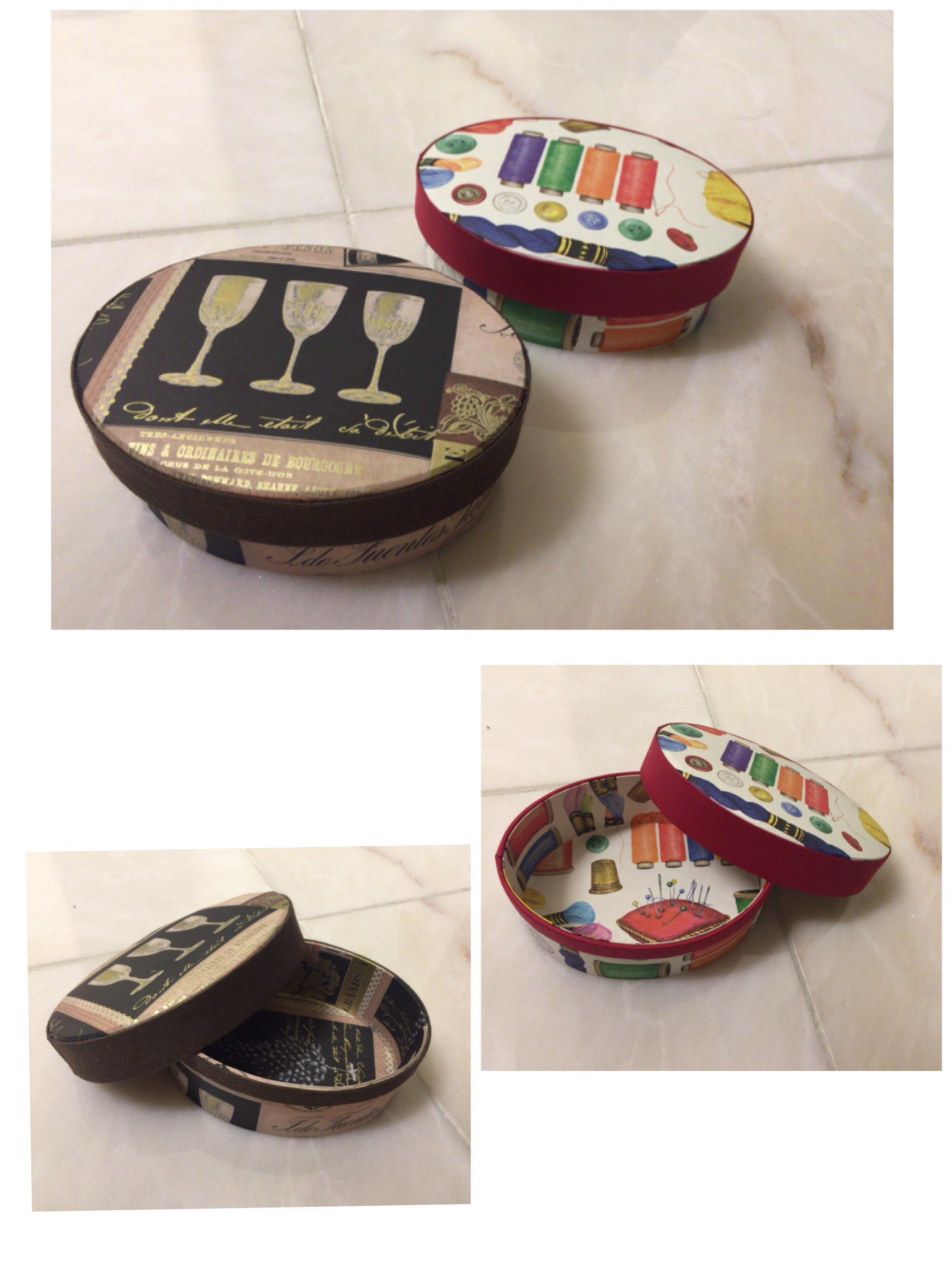 ovale box