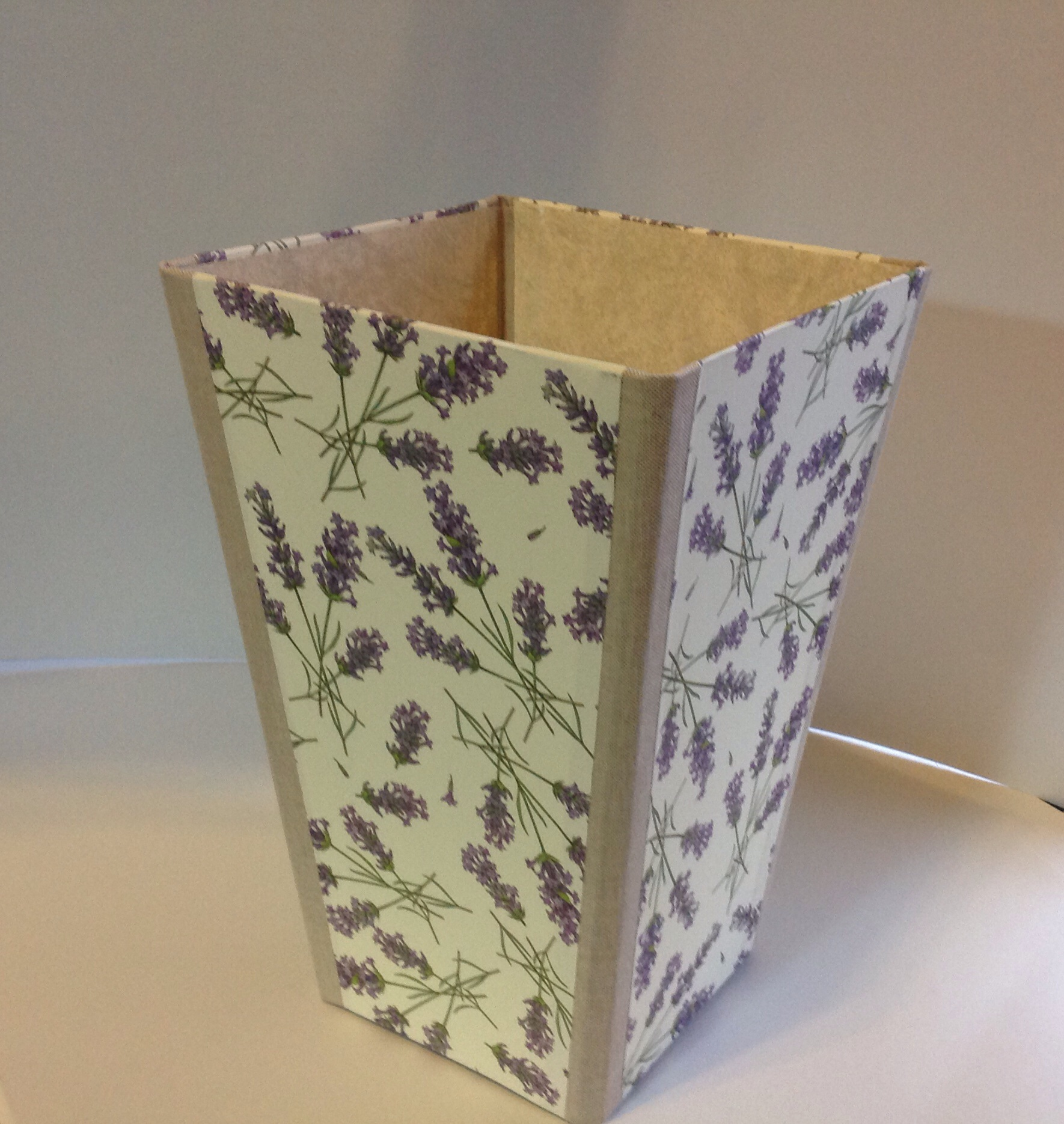 dust box