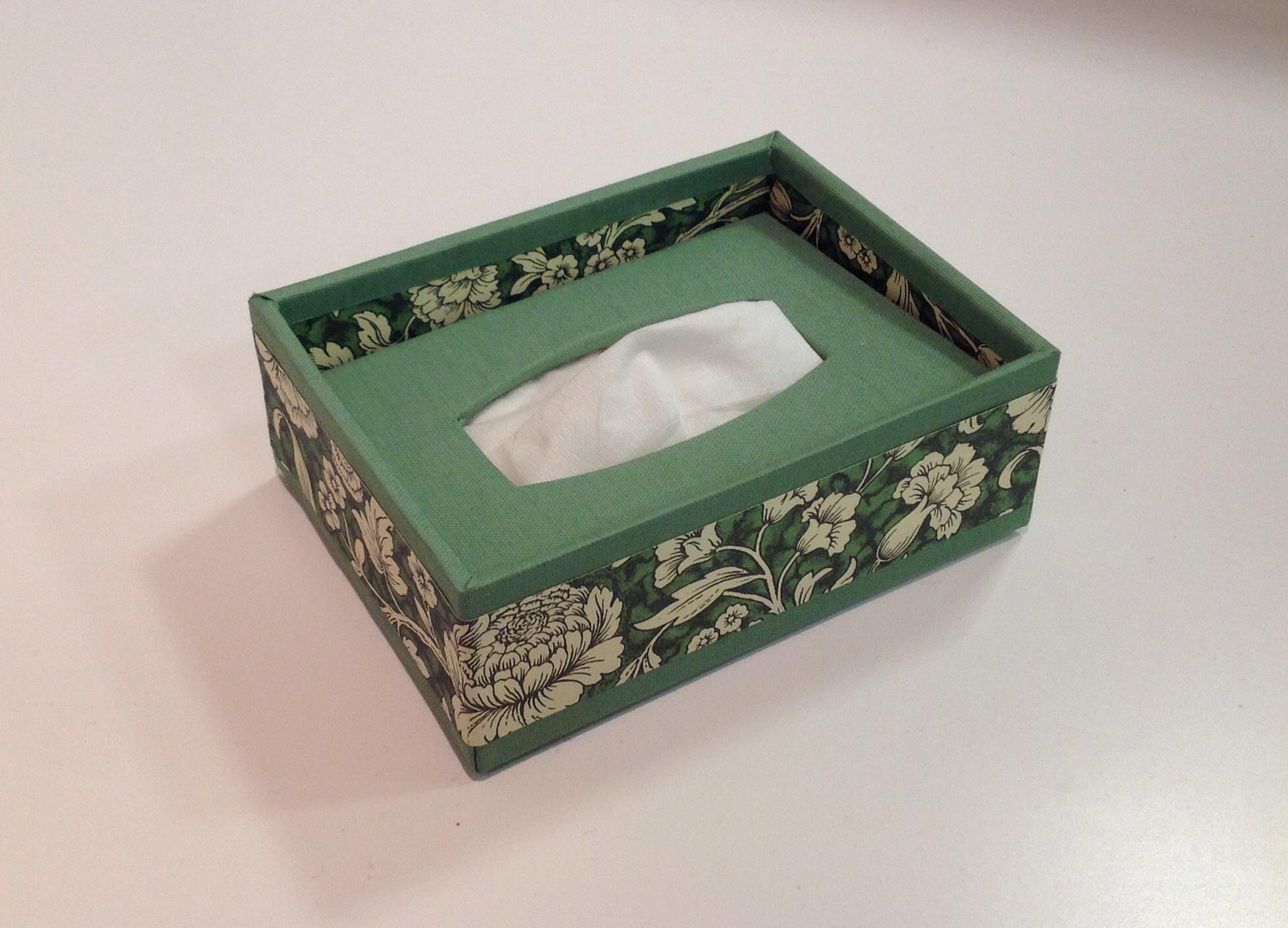 mini tissubox