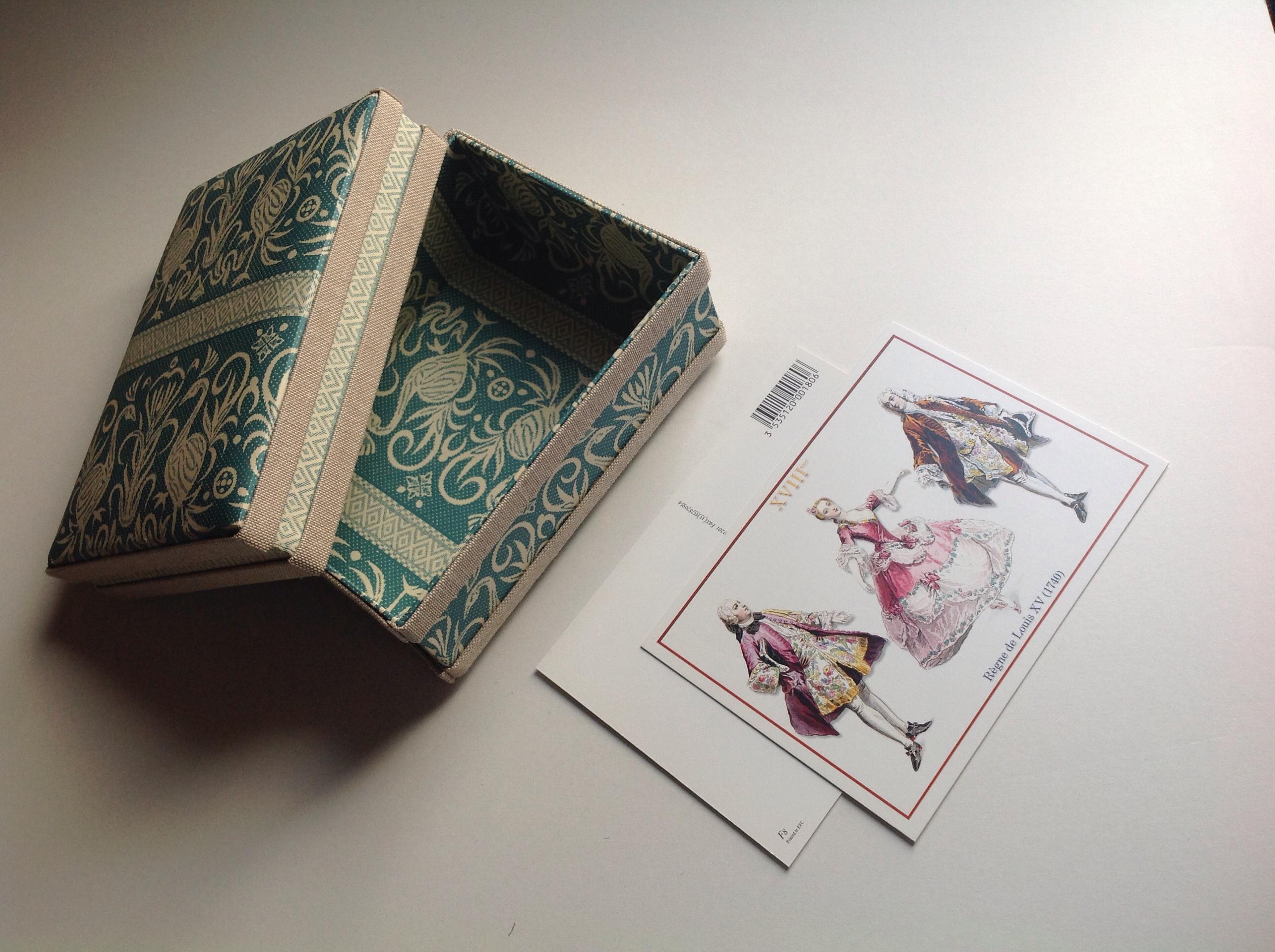 scatola piccola