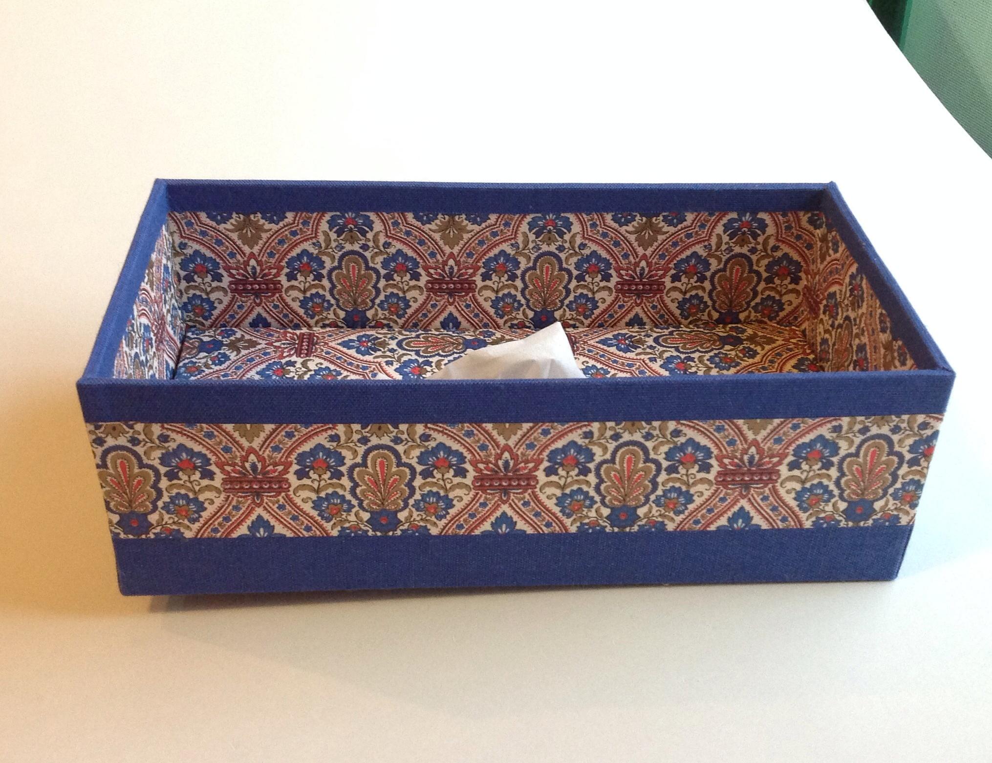 scatola di tissue